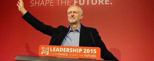Jeremy Corbyn — next Labour leader?