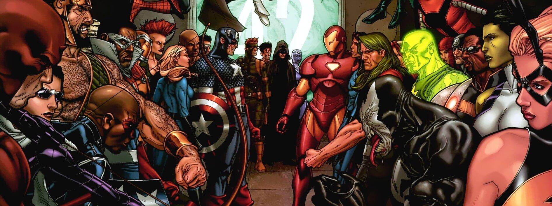 Regulating capitalism in Marvel's Civil War