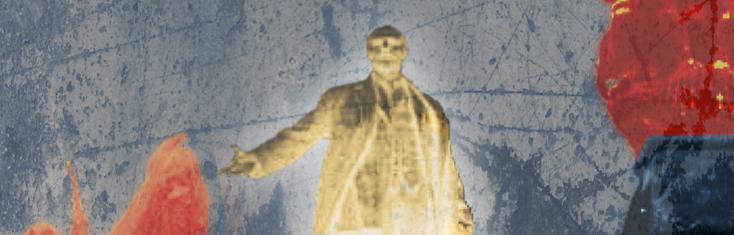 """A hell of a performance""—Warren Ellis reviews No Less Than Mystic"
