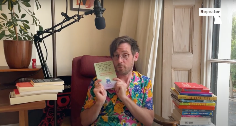 Adam Zmith's Deep Sniff Reading List